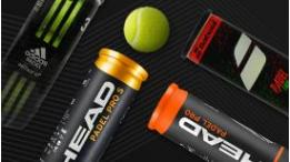 Balle de padel tennis
