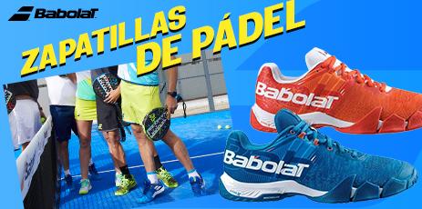 Zapatillas Babolat Pádel | Mejor precio