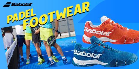 Comprar Zapatillas Babolat Pádel, calzado de calidad